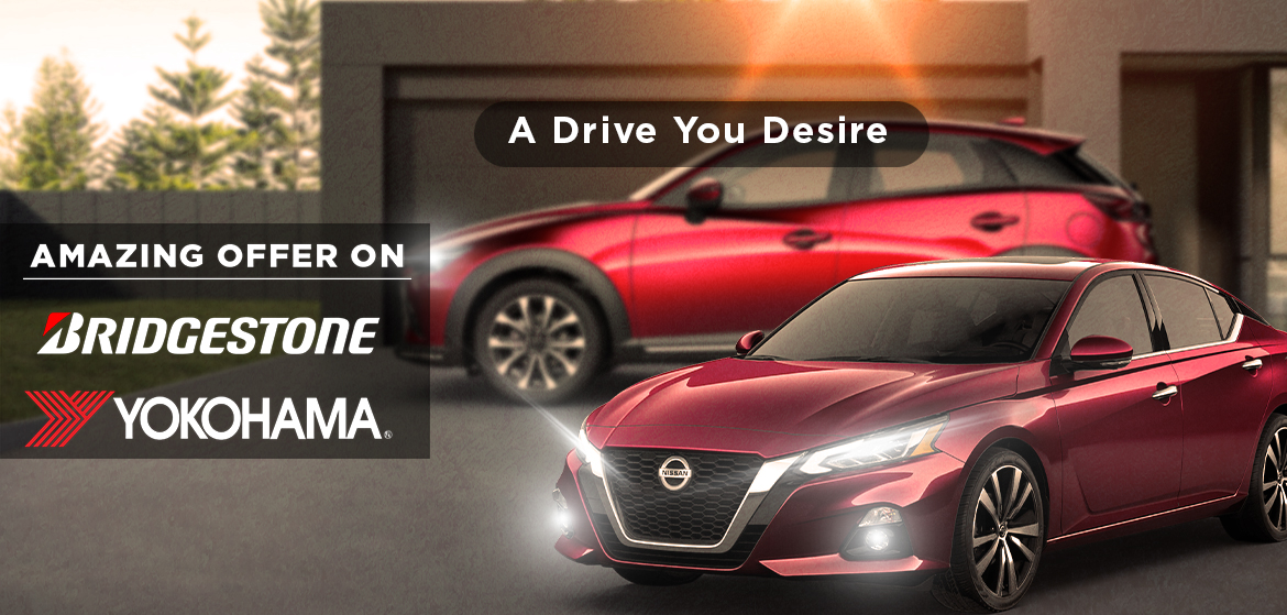 Special Offer Nissan