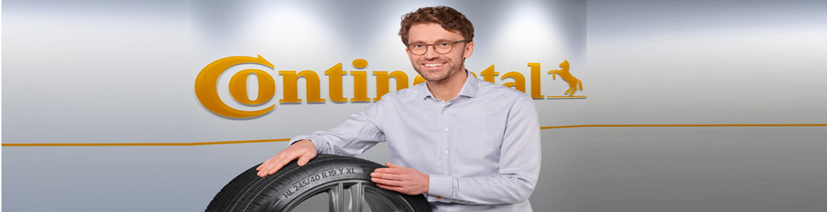 Continental makes first tyres with 'HL' load index code